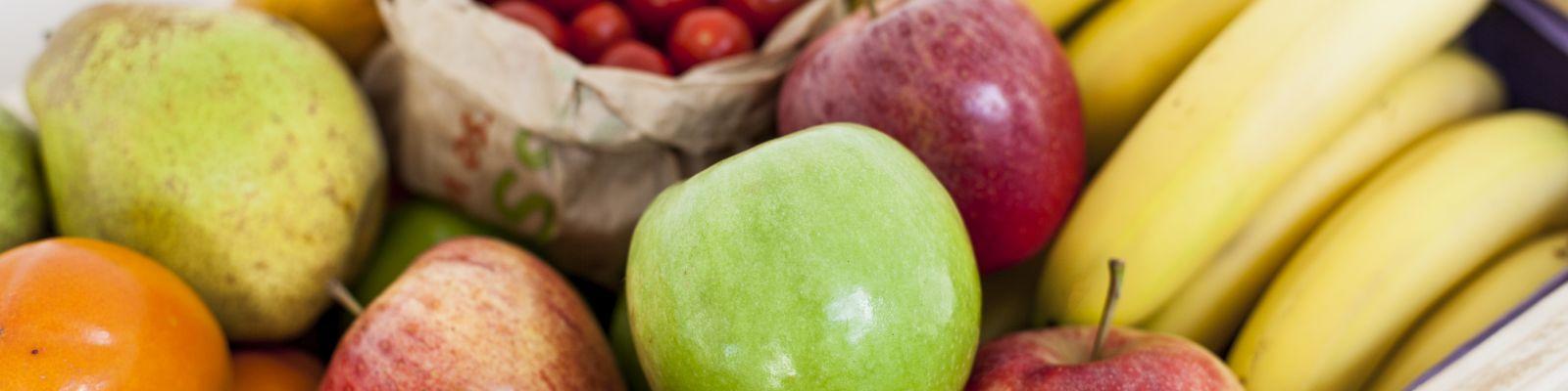 Fruit op het werk?
